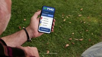 TVG App TV Spot, 'Gotta Talk: Risk-Free bet' - Thumbnail 5