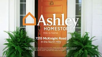Ashley HomeStore Lowest Prices of the Season TV Spot, 'Beds, Dining and Sofas: $2,499 Minimum' - Thumbnail 10