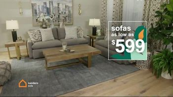 Ashley HomeStore Lowest Prices of the Season TV Spot, 'Beds, Dining and Sofas: $2,499 Minimum' - Thumbnail 5