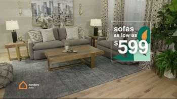Ashley HomeStore Lowest Prices of the Season TV Spot, 'Beds, Dining and Sofas: $2,499 Minimum' - Thumbnail 6