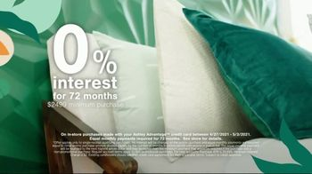 Ashley HomeStore Lowest Prices of the Season TV Spot, 'Beds, Dining and Sofas: $2,499 Minimum' - Thumbnail 7