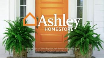 Ashley HomeStore Lowest Prices of the Season TV Spot, 'Beds, Dining and Sofas: $2,499 Minimum' - Thumbnail 9