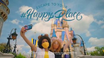 Disney World TV Spot, 'Escape to Your Happy Place'