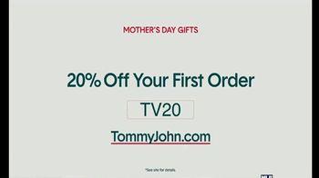 Tommy John TV Spot, 'Mother's Day: 20%' - Thumbnail 10