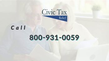 Civic Tax Relief TV Spot, 'Drowning in IRS Tax Debt' - Thumbnail 7