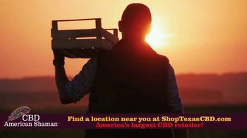 CBD American Shaman TV Spot, 'Grown Here'