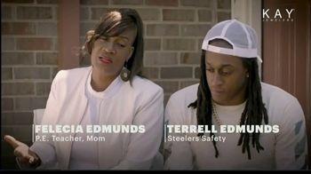 Kay Jewelers TV Spot, 'Mama's Boys' Featuring Tremaine Edmunds, Trey Edmunds - Thumbnail 3