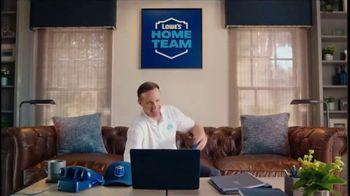 Lowe's Home Team TV Spot, 'Draft Pick' Featuring Drew Brees, Justin Fields - Thumbnail 9