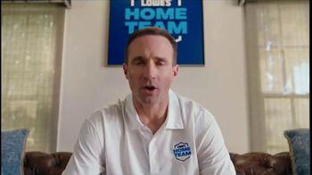 Lowe's Home Team TV Spot, 'Draft Pick' Featuring Drew Brees, Justin Fields - Thumbnail 5