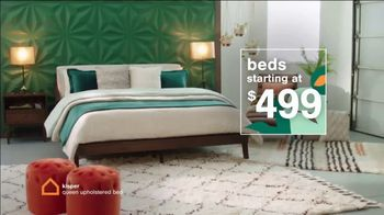 Ashley HomeStore Lowest Prices of the Season TV Spot, 'Beds, Dining and Sofas: 0%' - Thumbnail 3