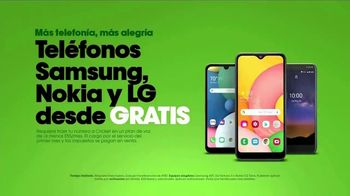 Cricket Wireless TV Spot, 'Esteban: teléfonos gratis' [Spanish] - Thumbnail 6