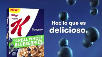 Special K Blueberry TV Spot, 'Haz lo que es delicioso' canción de Jaco Prince and Amy McKnight [Spanish] - Thumbnail 7