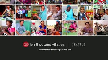 Ten Thousand Villages TV Spot, 'Products and Stories' - Thumbnail 10