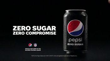 Pepsi Zero Sugar TV Spot, 'QB' - Thumbnail 5