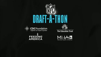2021 NFL Draft-A-Thon TV Spot, 'Pandemic Recovery: Food Insecurity' - Thumbnail 2