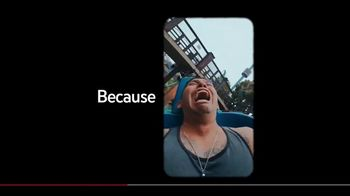 YouTube TV Spot, 'Because Roller Coasters' - Thumbnail 4
