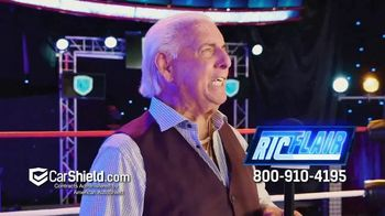 CarShield TV Spot, 'Why Do You Love CarShield?' Featuring Ric Flair