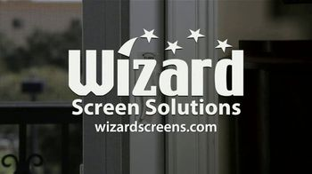 Wizard Screen Solutions TV Spot, 'Fresh Air Without the Bugs' - Thumbnail 8