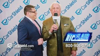 CarShield TV Spot, 'They Don't Stand a Chance' Featuring Ric Flair - Thumbnail 4
