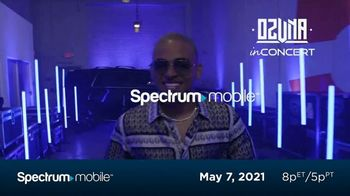 Spectrum Mobile TV Spot, 'Ozuna in Concert: Front Row Seat' - Thumbnail 3