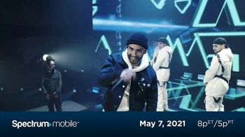 Spectrum Mobile TV Spot, 'Ozuna in Concert: Front Row Seat' - Thumbnail 4