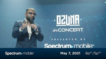 Spectrum Mobile TV Spot, 'Ozuna in Concert: Front Row Seat' - Thumbnail 8