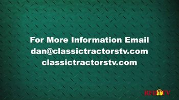 Classic Tractor Fever TV TV Spot, 'RFD TV: Event Promotion' - Thumbnail 10