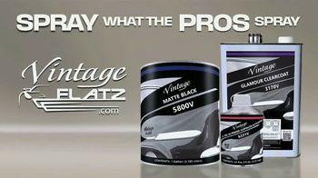 Vintage Flatz TV Spot, 'What the Pros Spray' - Thumbnail 9