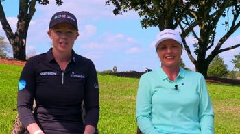 St. Jude Children's Research Hospital TV Spot, 'CME Group: More Than Just a Hole-in-One' Featuring Brooke Henderson, Sarah Kemp - Thumbnail 10