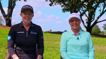 St. Jude Children's Research Hospital TV Spot, 'CME Group: More Than Just a Hole-in-One' Featuring Brooke Henderson, Sarah Kemp - Thumbnail 9