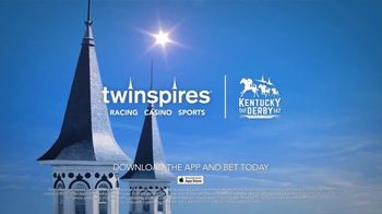 Twin Spires Kentucky Derby Money Back Offer TV Spot, 'Bet on Any Race' - Thumbnail 10
