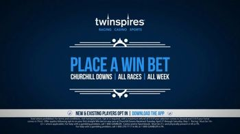 Twin Spires Kentucky Derby Money Back Offer TV Spot, 'Bet on Any Race' - Thumbnail 4