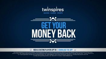 Twin Spires Kentucky Derby Money Back Offer TV Spot, 'Bet on Any Race' - Thumbnail 6