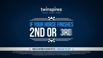 Twin Spires Kentucky Derby Money Back Offer TV Spot, 'Bet on Any Race' - Thumbnail 7