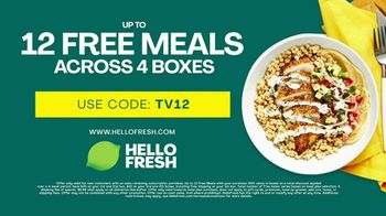 HelloFresh TV Spot, 'Always Deliver: 12 Free Meals' Featuring Antoni Porowski - Thumbnail 10