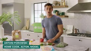 HelloFresh TV Spot, 'Always Deliver: 12 Free Meals' Featuring Antoni Porowski - Thumbnail 2