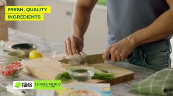 HelloFresh TV Spot, 'Always Deliver: 12 Free Meals' Featuring Antoni Porowski - Thumbnail 3