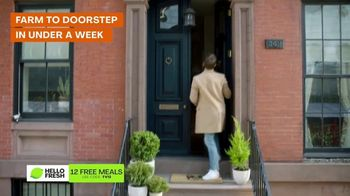 HelloFresh TV Spot, 'Always Deliver: 12 Free Meals' Featuring Antoni Porowski - Thumbnail 4