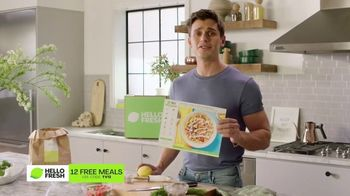 HelloFresh TV Spot, 'Always Deliver: 12 Free Meals' Featuring Antoni Porowski - Thumbnail 5