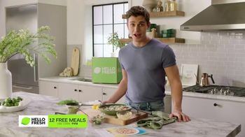 HelloFresh TV Spot, 'Always Deliver: 12 Free Meals' Featuring Antoni Porowski - Thumbnail 8