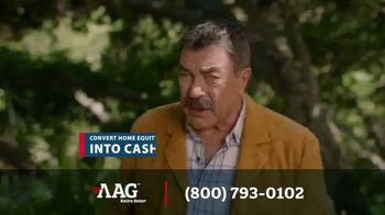 American Advisors Group (AAG) TV Spot, 'Reverse Mortgage: Free Info Kit' Ft. Tom Selleck - Thumbnail 4