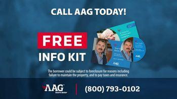 American Advisors Group (AAG) TV Spot, 'Reverse Mortgage: Free Info Kit' Ft. Tom Selleck - Thumbnail 7