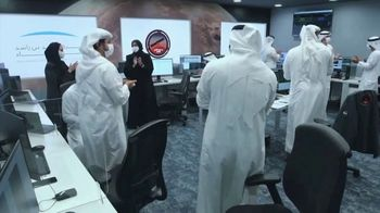 Mohammed bin Rashid Space Centre TV Spot, '204 Days' - Thumbnail 9
