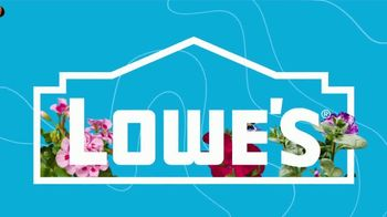 Lowe's Springfest TV Spot, 'Experience the Deals: Flowers' - Thumbnail 1
