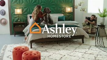 Ashley HomeStore Lowest Prices of the Season TV Spot, 'Beds, Dining and Sofas Starting At' - Thumbnail 1
