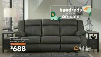 Ashley HomeStore Lowest Prices of the Season TV Spot, 'Beds, Dining and Sofas Starting At' - Thumbnail 2