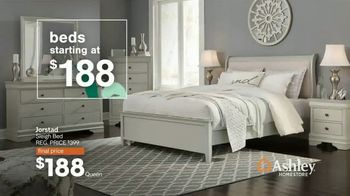 Ashley HomeStore Lowest Prices of the Season TV Spot, 'Beds, Dining and Sofas Starting At' - Thumbnail 3