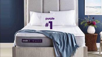 Ashley HomeStore TV Spot, 'Purple Mattress: Customer Satisfaction' - Thumbnail 1