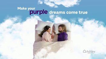 Ashley HomeStore TV Spot, 'Purple Mattress: Customer Satisfaction' - Thumbnail 10