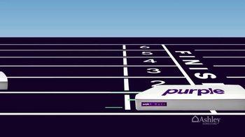 Ashley HomeStore TV Spot, 'Purple Mattress: Customer Satisfaction' - Thumbnail 4
